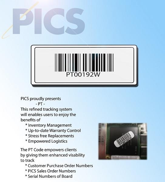 PT Sticker